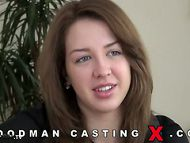 Russian-girl-on-casting-Woodman