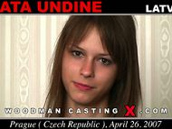 Slim-and-young-brunette-on-the-casting-Woodman