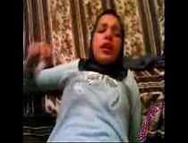 Amateur Arabic anal blowjob and sex with young girl